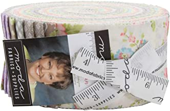 Brenda Riddle Finnegan Jelly Roll 40 2.5-inch Strips Moda Fabrics 18680JR