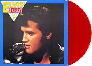 Elvis Gold Record Volume 5 - Exclusive Limited Edition Red 180 Gram Vinyl LP #/500 [Condition-VG+NM]