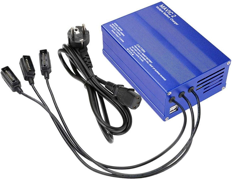 marcas de moda Drone Battery Charger, 100-240V Drone Battery Battery Battery Remote Controller Cochegador de Puerto USB Doble para dji Mavic 2pro   Zoom(EU)  excelentes precios