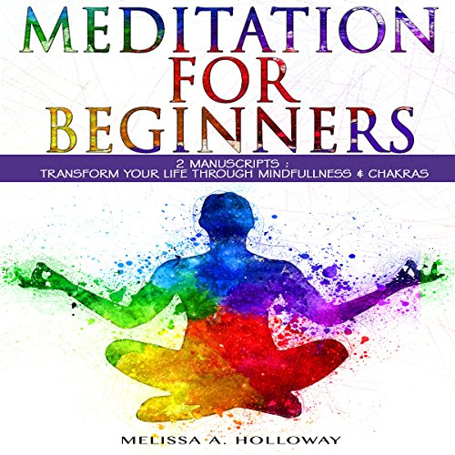 Meditation for Beginners: 2 Manuscripts audiobook cover art