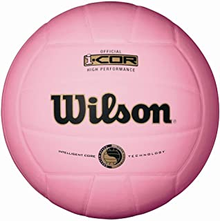 Wilson I-Core Mini Pink Game Volleyball