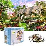 Rompecabezas Adultos - YUESEN Puzzle 1000 Piezas Puzzle Rompecabezas Regalo para Niños Adultos ,Decoración Hogareña(70*50cm)