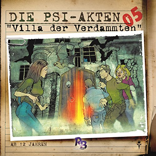 Villa der Verdammten audiobook cover art