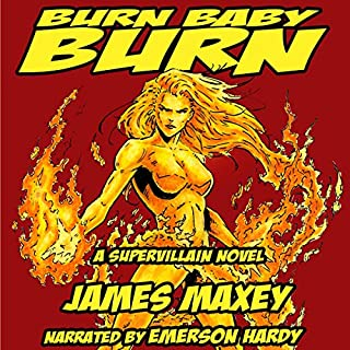 Burn Baby Burn cover art