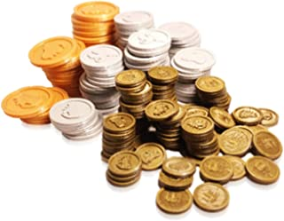 Keene/Fx Wizard Gringotts Money - Galleons, Sickles, Knuts -Replacement for Harry Potter Monopoly