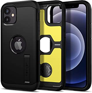 Spigen Tough Armor for iPhone 12 Mini Case, Double Protective Layer Mobile Phone Case for Extreme Drop Protection Protecti...
