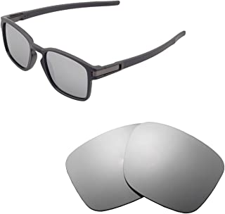 Walleva Replacement Lenses for Oakley Latch SQ Sunglasses - Multiple Options Available