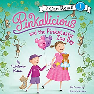 Pinkalicious and the Pinkatastic Zoo Day cover art