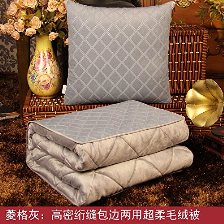 JinYiDian'Shop-Oreiller Couette Oreiller Matelas utilisent Tous Deux Un Grand Bureau Coussin est Pur Coton Couette Oreiller,f,45  45cm