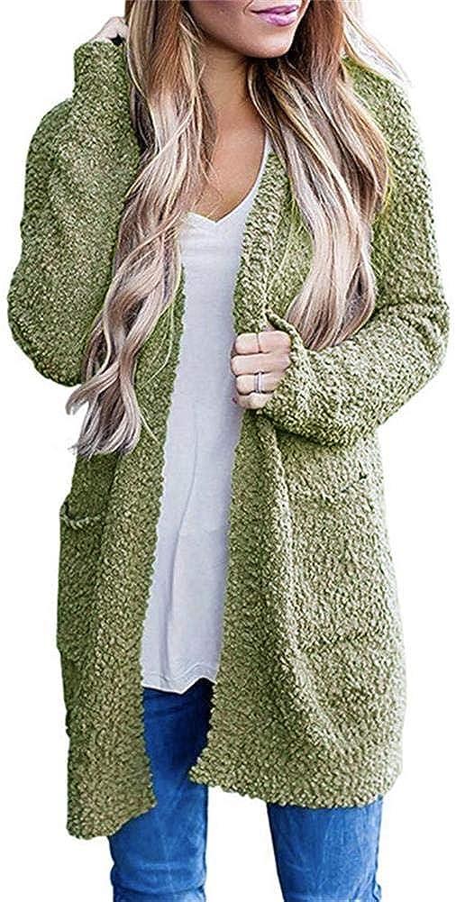 Thin Coat for Women Faux Fur Fleece Jacket Sherpa Lined Hoodies Zip Up Cardigan