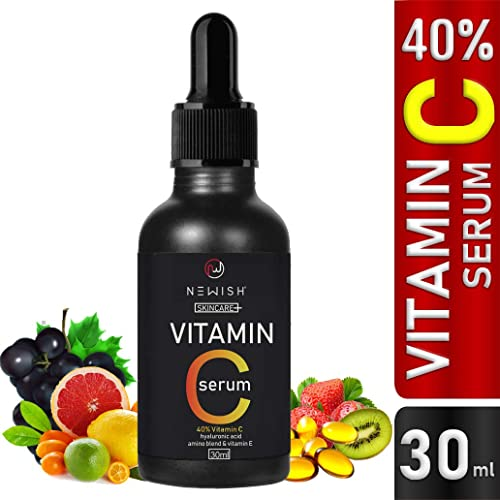 Newish Vitamin C Serum for Face Pigmentation and Oily Skin for Men and Women, 30 ml product image