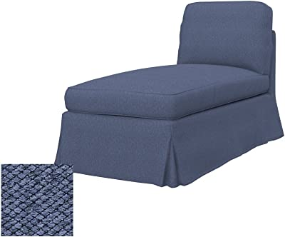 HOMESCAPES Funda Sofa de 260 x 360 cm Color Gris y Blanco en ...
