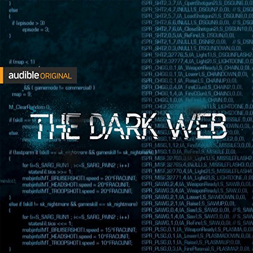 The Birth of the Dark Web cover art