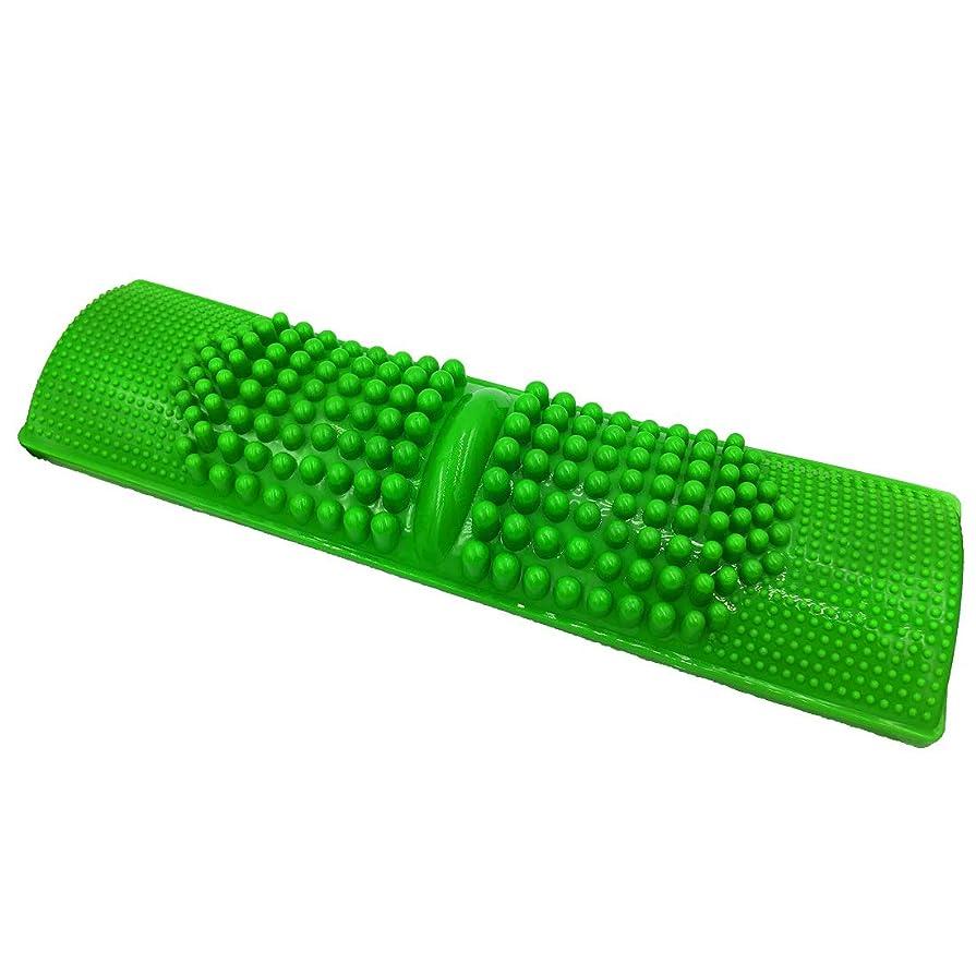 ライド作成者枠Andexi 足つぼマッサージ 足つぼマット 足つぼ 足踏み 足裏刺激 健康雑貨 サイズ:40*11cm 緑