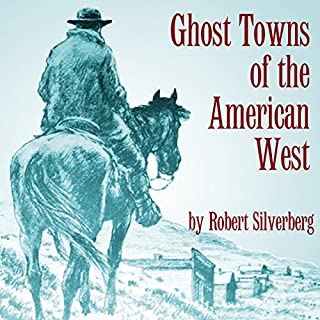 Ghost Towns of the American West audiobook cover art