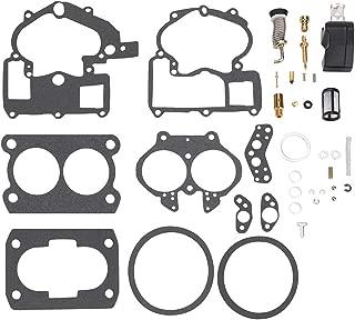 Carburetor Repair Rebuild Kit for 3.0L 4.3L 5.0L 5.7L Mercury Marine 3302-804844002 1389-9562A1 1389-9563A1 1389-9564A1 1389-9670A2