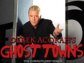 Derek Acorah's Ghost Towns - The Complete First Season