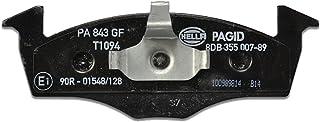 HELLA 8DB 355 007 891 Bremsbelagsatz, Scheibenbremse