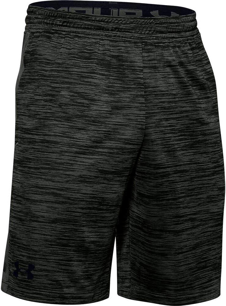 Pantalones Cortos Deportivos Hombre Pantal/ón Deportivo Transpirable Under Armour UA MK-1 Twist Shorts