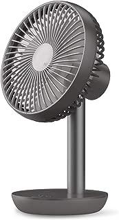 ルーメナー 扇風機 LUMENA コードレス 扇風機 (ブラック) LUMENA-FS-BK