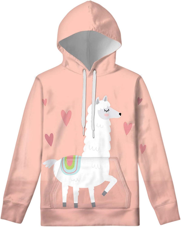 ZFRXIGN Hoodies Youth for Girls Boys Kids 6-16 Years Long Sleeve Hooded Sweatshirt with Pockets Teenage