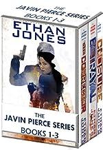 Javin Pierce Spy Thriller Series Box Set Books 1-3: Assassination International Espionage Military Suspense Action Adventure