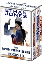 Javin Pierce Spy Thriller Series Box Set Books 1-3: Action, Mystery, International Espionage and Suspense