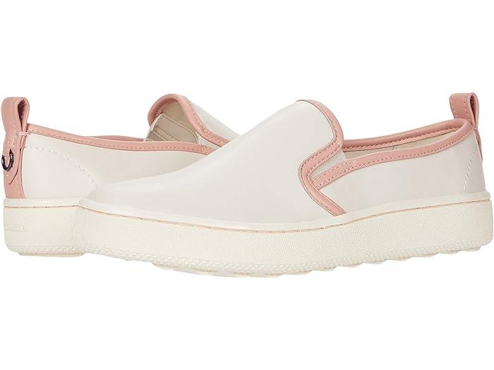 COACH C115 Slip-On Sneaker with Petal