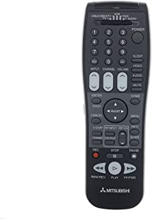 New Factory Original 290P116010 Mitsubishi TV Remote Control (290P116A10) with Universal Multi-Switch