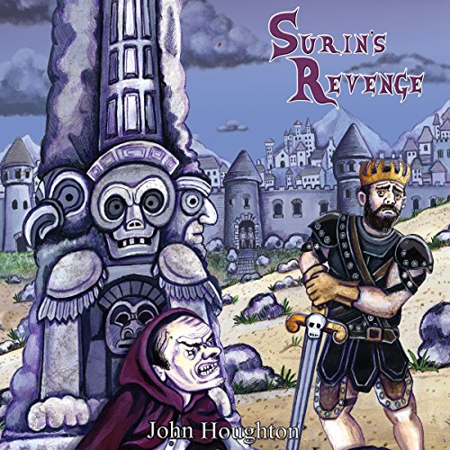 Surin's Revenge cover art