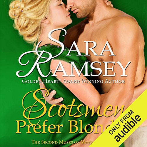 Scotsmen Prefer Blondes audiobook cover art