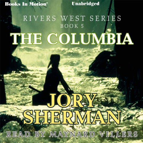 The Columbia River audiobook cover art