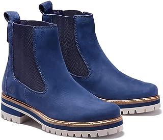 Timberland Women's Courmayeur Valley Chelsea Fashion Boot
