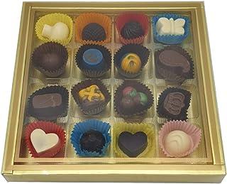 Hediyelik Karma Dolgulu Special Çikolata Asetat Kutu ( 200 gr )