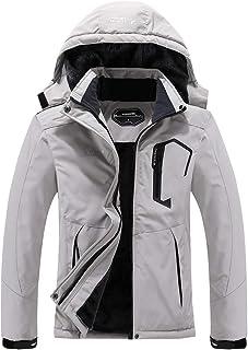 Women's Waterproof Ski Jacket Warm Winter Snow Coat Mountain Windbreaker Hooded Raincoat Jacket