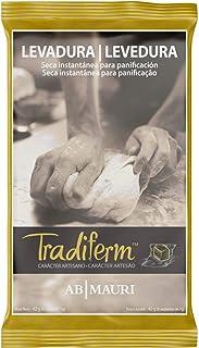 Levadura Seca Activa Instantanea Panaderia 42 gr Tradiferm – Pack de 6 Sobres de 7 gr. – Larga Duracion.