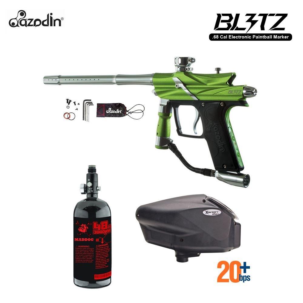 MAddog Azodin Blitz Paintball Package