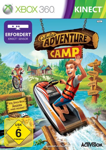 Cabela's Adventure Camp [Edizione: Germania]