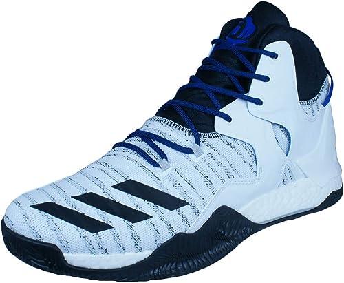 Adidas D Rose 7 Primeknit, Chaussures de Sport - Basketball Homme