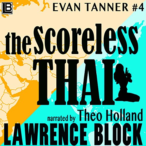 The Scoreless Thai audiobook cover art
