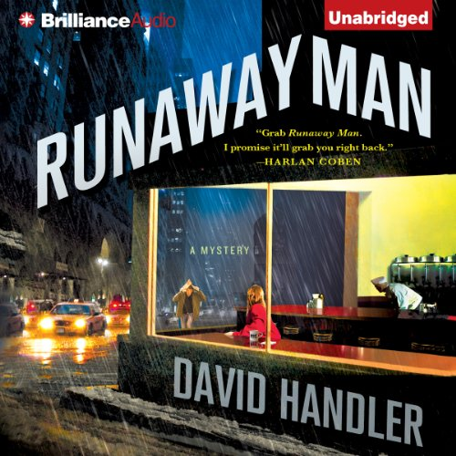 Runaway Man audiobook cover art