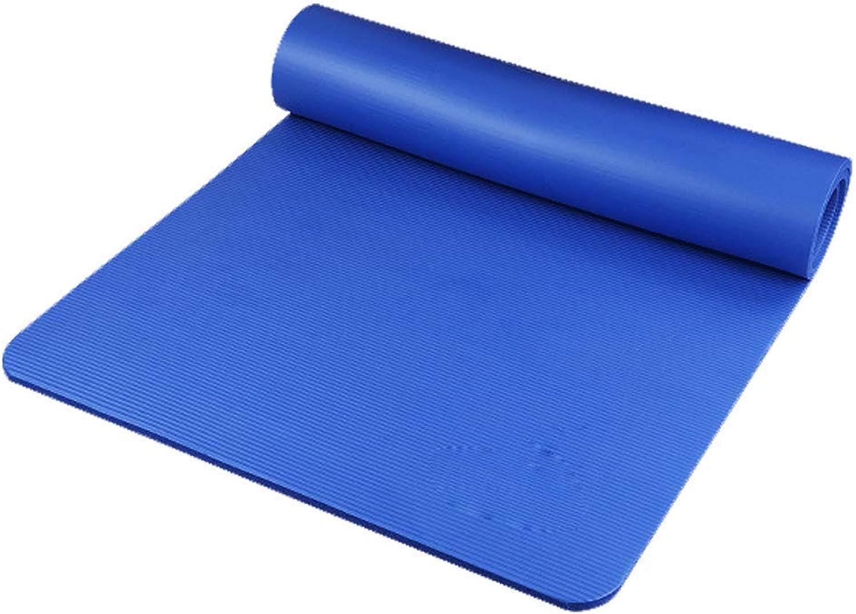 KYCD Yogamatte, Rutschfest, 15 mm dick, einfarbig, Balance, Yogamatte, Yogamatte, Pilatesmatte
