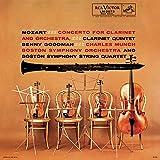 Clarinet Concerto KV 622 & Clarinet Quintet - Benny Goodman