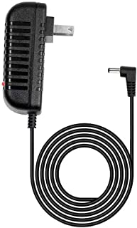 Guy-Tech AC/DC Power Supply Adapter Charger Adaptor for Boss VE-20 Vocal Processor WP-20G, 5 Feet, LED Light