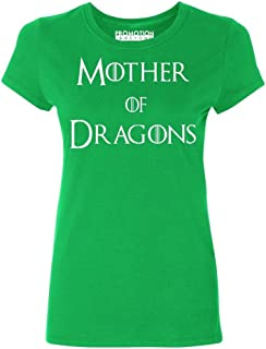 P&B Mother of Dragons Funny Women's T-shirt
