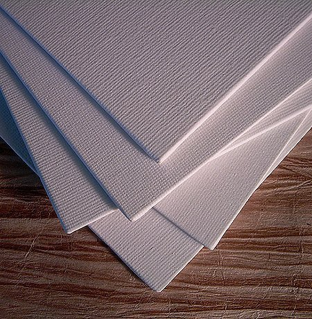 Canvas panels 9 x 12 inch (pack of 6)