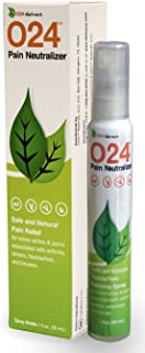 O24 Pain Neutralizer: Safe and Natural Topical Pain Relieving Spray