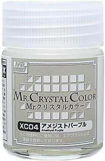 Mr. Hobby Crystal Color XC04 Amethyst Purple 18ml.