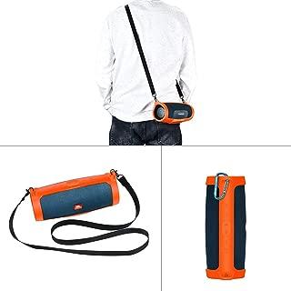 Bluetooth Speaker Storage bag Travel Compact Carry Waterproof Silicone Case For JBL charge 4 Wireless Speaker Shockproof Dustproof Bag