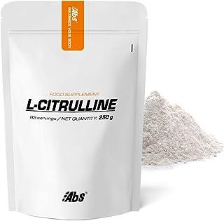 L-CITRULINA EN POLVO * 83 raciones / 250 g * Vasodilatador. recuperación
